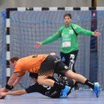 Laurent Delfosse trotseert een van de Nederlandse +200 pounders